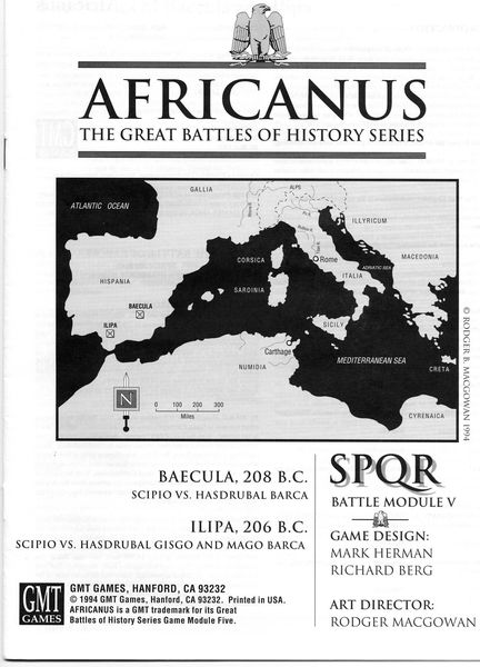 Great Battles of History: Africanus