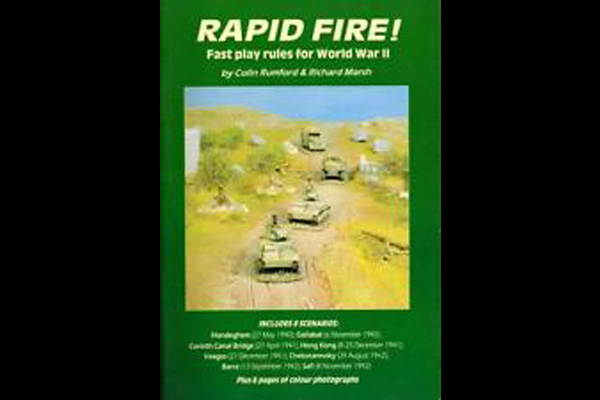 Rapid Fire: RAPID FIRE Rules 1st ED.