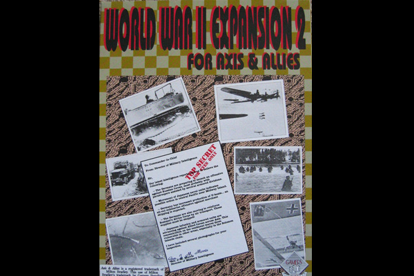 WORLD WAR II EXPANSION (Serie Axis & Allies)