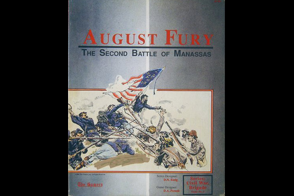 Civil War Brigade: AUGUST FURY
