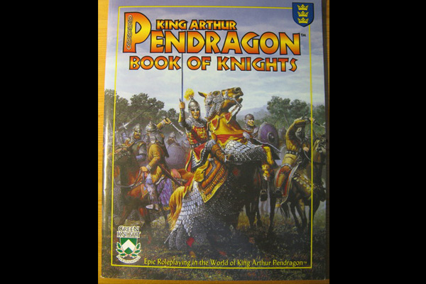 Pendragon: BOOK OF KNIGHTS 2nd Ed