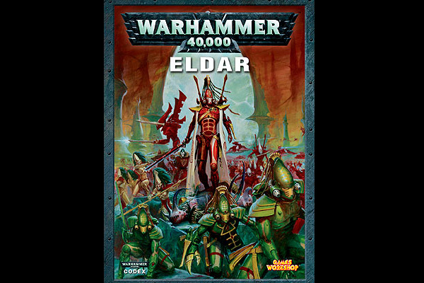 Warhammer 40.000: CODEX ELDAR