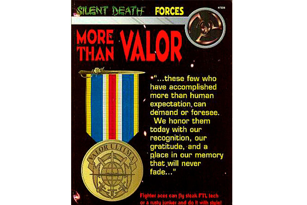 Silenth Death: MORE THAN VALOR