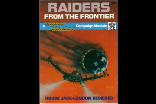 Space Master: RAIDERS FROM THE FRONTIER