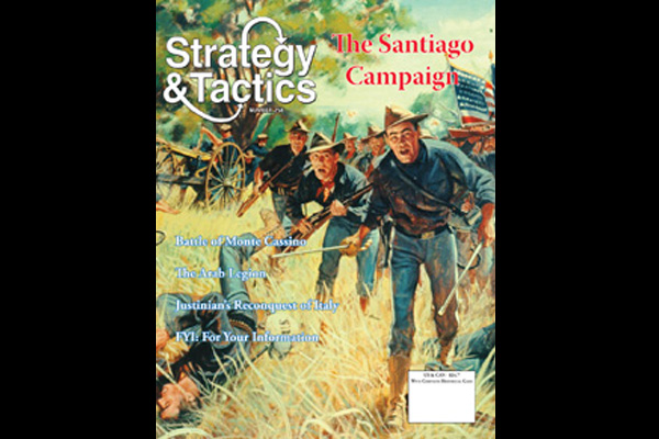 S&T n 258 THE SANTIAGO CAMPAIGN