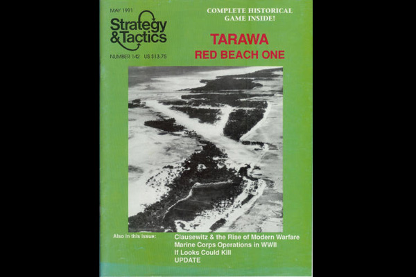S&T n 142 RED BEACH ONE: TARAWA