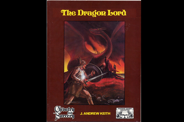 Chivalry & Sorcery: THE DRAGON LORD