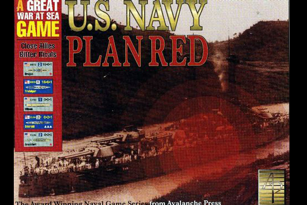 Great War at Sea: U.S. NAVY PLAN RED 1st Ed