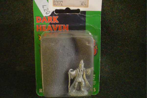 Reaper: DARK HEAVEN - DARIUS THE BRUCK [1]