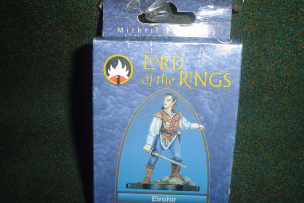Mithril: LOTR 32m Limited - ELROHIR