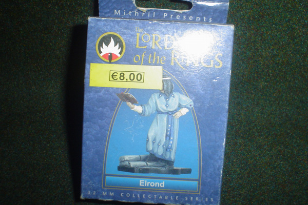 Mithril: LOTR 32m Limited - ELROND