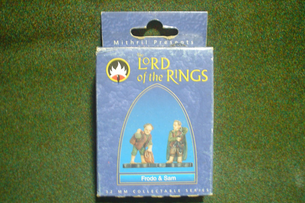 Mithril: LOTR 32m Limited - FRODO & SAM