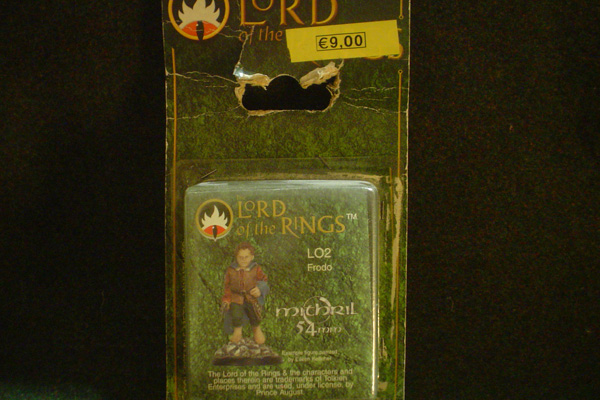 Mithril: LOTR 54mm - FRODO