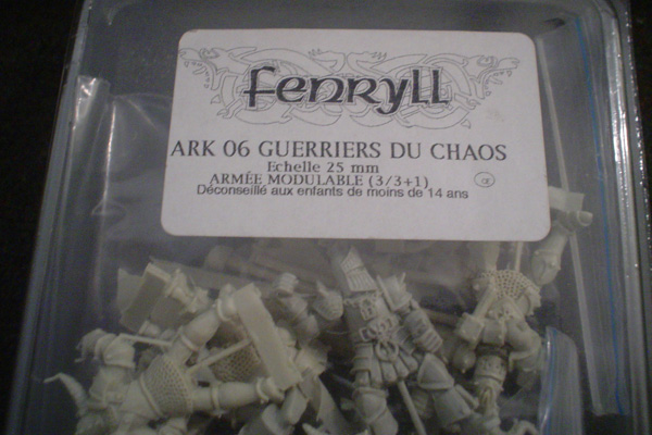 Fenryll: GUERRIERS DU CHAOS [2]