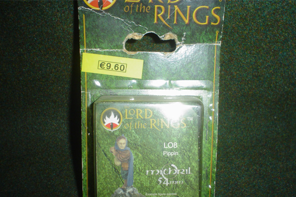 Mithril: LOTR 54mm - PIPPIN [1]