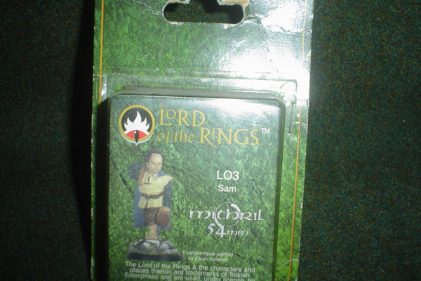 Mithril: LOTR 54mm - SAM [1]