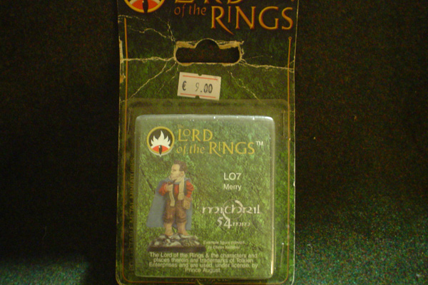 Mithril: LOTR 54mm - MERRY [1]